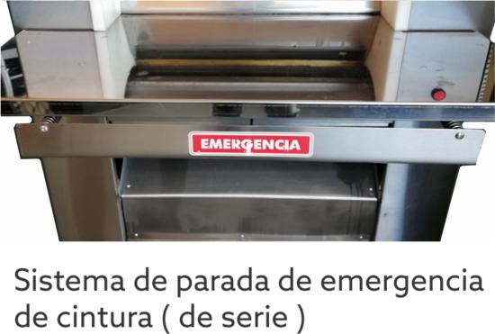 PARADA DE CINTURA