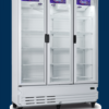 Exhibidora vertical 1168 litros sin cenefa Premium