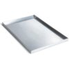 Bandejas de aluminio para vitrinas espesor 1mm