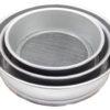Cedazos de aluminio