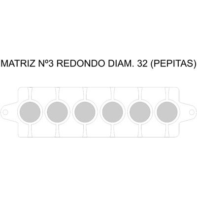 Matriz Pepitas