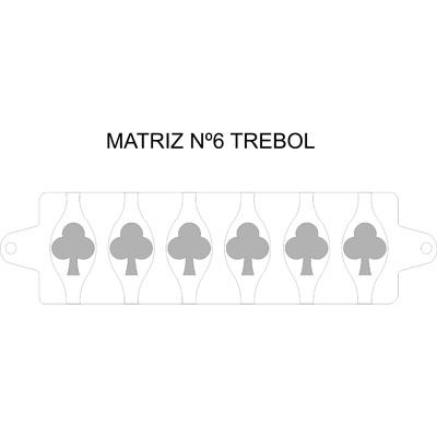 Matriz Trebol