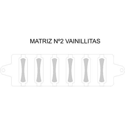 Matriz Vainillitas