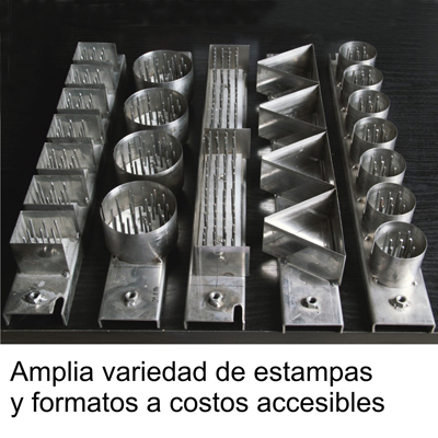 MOLDES ESTAMPA