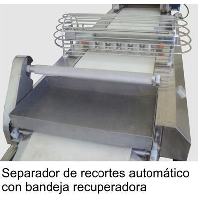 SEPARADOR DE RECORTES
